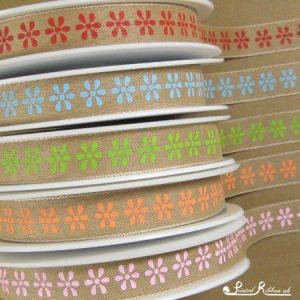 Decorative Flower Ribbon